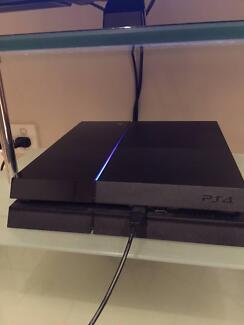 Sony PlayStation 4 (+9 Games & TV) Caloundra Caloundra Area Preview