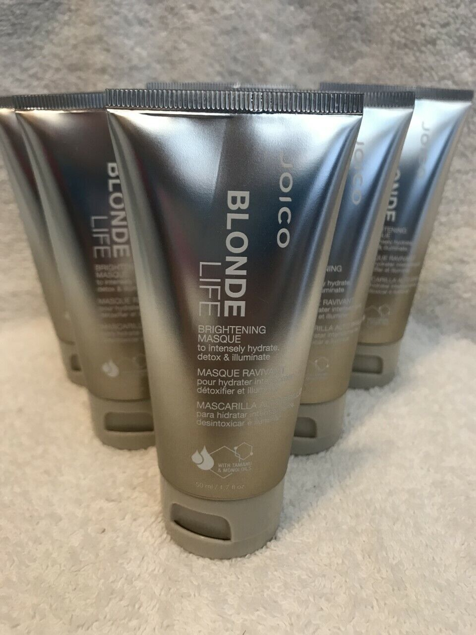 Joico Blonde Life Brightening Masque 1.7 fl oz / 50 ml