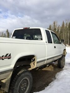 1993 Chevy Silverado CRACKED BLOCK NOT PARTING OUT