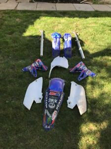 Restyle kit for 2004 yz125