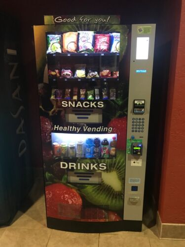 Seaga HY950 Combo Vending Machine