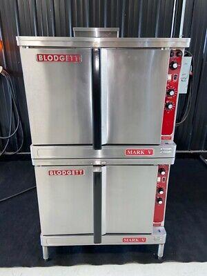 Blodgett Mark V Electric 208 Volt 3 Phase Commercial Convection Oven