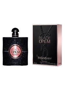 0a60144ea80 Yves Saint Laurent Black Opium Eau De Parfum Spray 90ml for Women ...