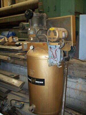 9530 Industrial Gold Air Compressor