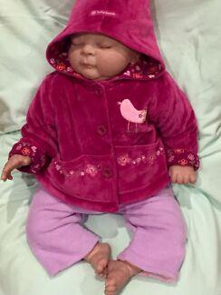 Reborn baby doll BELLA  Cairnlea Brimbank Area Preview