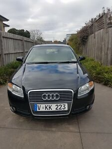 2007 Audi A4 Sedan Rowville Knox Area Preview