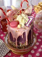 Toutes sortes de gâteaux sur commande !