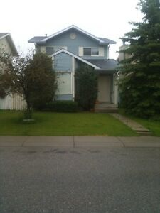 Pet friendly family home in Millrise SW for rent