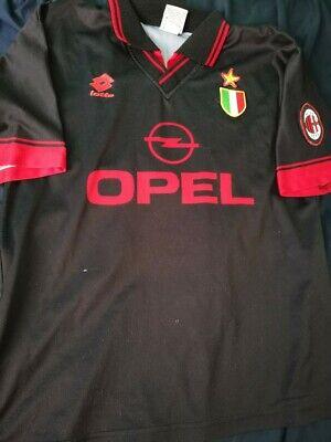 Lotto AC Milan 3rd Jersey 96/97 Maldini