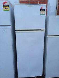 3.5 star reat working 243 liter whirlpool fridge , can delivery a Box Hill North Whitehorse Area Preview