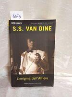 L'enigma Dell'alfiere Di S.s. Van Dine Ed Il Messaggero -  - ebay.it