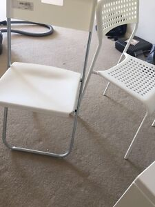4 Ikea chairs for sale Rhodes Canada Bay Area Preview