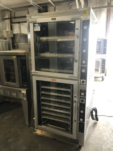 Super Systems OP-3-BL Oven with Proofer