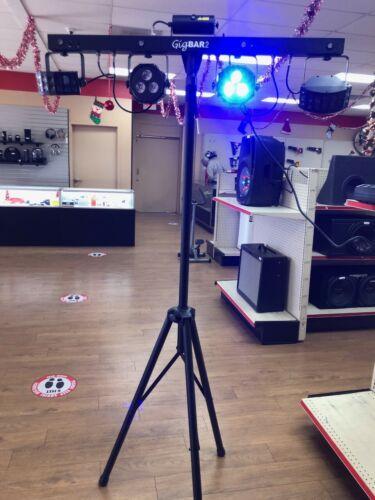 Chauvet DJ GigBAR 2 LED Effect Light System w/ Par Laser Derby Strobe