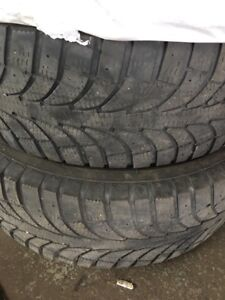 4 Winter Tires 225/70 R16. 130$