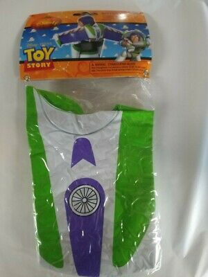 Disney Toy Story Buzz Lightyear Child Jet Pack Costume Accessory Disguise New (Buzz Lightyear Costume Jet Pack)