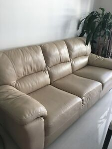 Full leather  Sofa for quick sale North Strathfield Canada Bay Area Preview