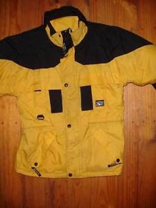 Rainbird Skiwear Winter Snow Ski Jacket Unisex Youth Sz 11-12 yrs Lyons Woden Valley Preview