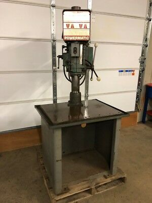 Powermatic Drill Press Model 1200