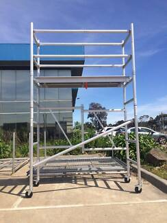 3M Mobile Tower Aluminium Mobile Scaffold ONLY $ 590 on sale!!!