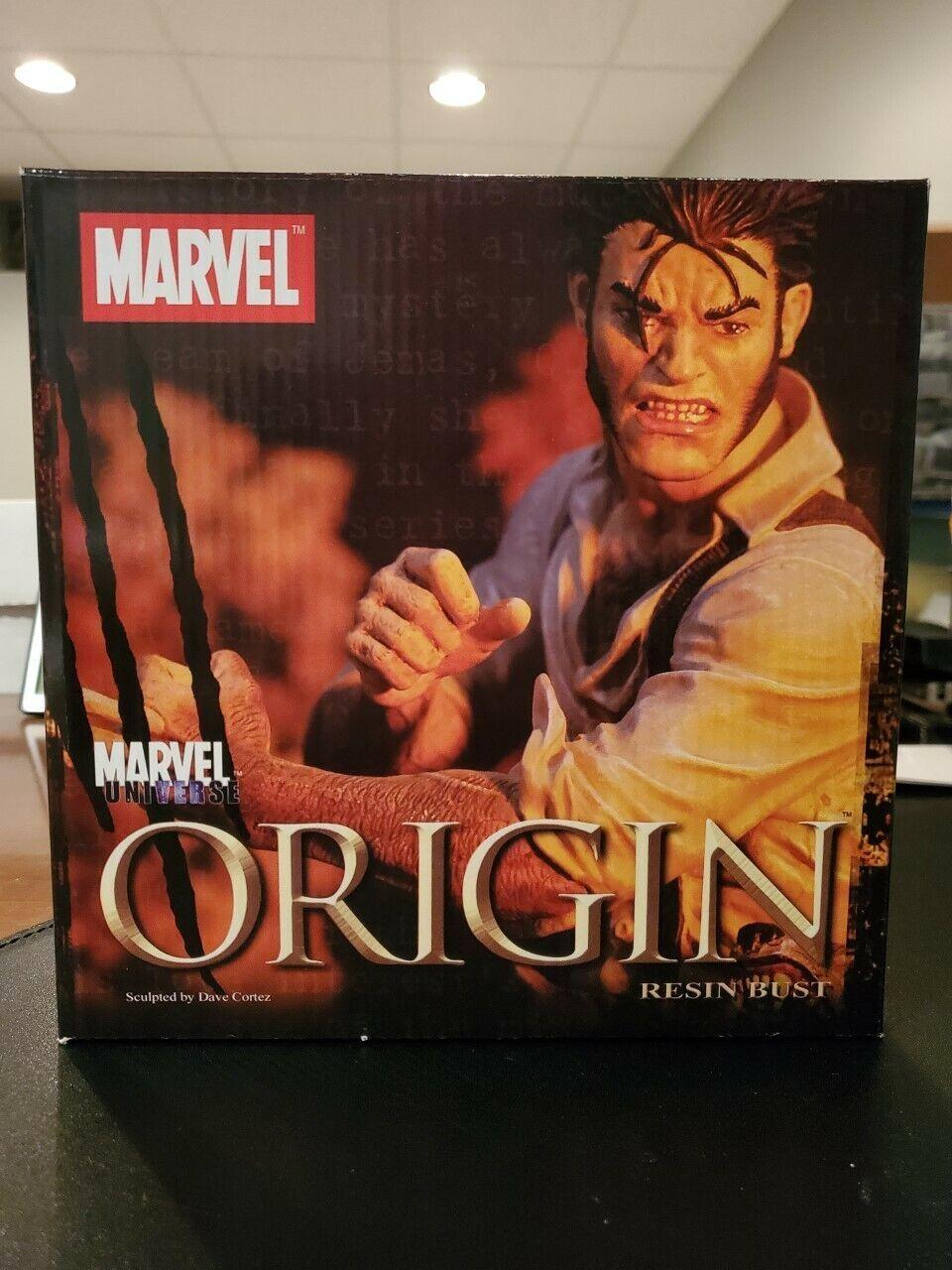 Wolverine - Origin Bust - Marvel/ Diamond Select Brand New - $29.99