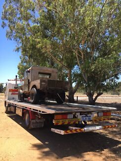 Tow truck and tilt tray 24/7 Kelmscott Armadale Area Preview
