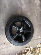 Set of 4 ROH Holden mag wheels and tyres 235/45/R17 Manly Vale Manly Area Preview