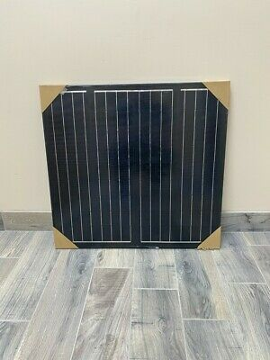65w Solar Panel 12v Camping - Rv - Marine New