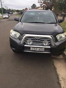 2007 Toyota Kluger Wagon Liverpool Liverpool Area Preview