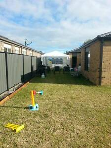 Marquee 3 x 6m Non Permanent Party Pavilion Gazebo Point Cook Wyndham Area Preview