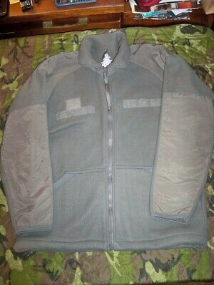 Aftermarket USAF United (brand) SMALL Sage Fleece nicer than issue -
