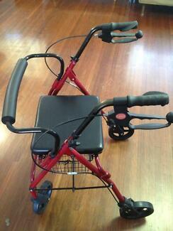 Elderly Walker Mobility Aid