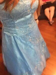 Size 16-18 prom dress