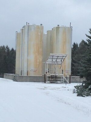 Six 30000 Gallon Bulk Petroleum Storage Tanks Cleaned And Inspected.