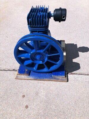 Used Quincy Air Compressor Pump - Model Qts3qb 3