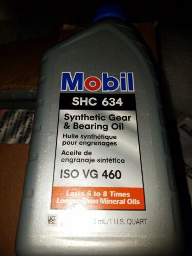Mobil SHC 634, Circulating, ISO 460, 1qt