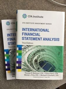 International Financial Statement Analysis, 3rd Edition, Wiley Waterloo Inner Sydney Preview