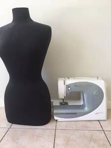 GREAT PRICE. Sewing maching and FREE Dress makers mannequin Joondalup Joondalup Area Preview