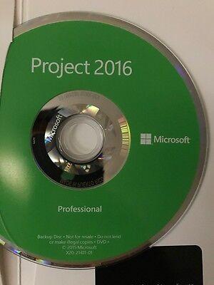 Microsoft Project Professional 2016