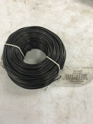 Rebar Tie Wire 16 Gage Black Annealed 3.5 Lb Roll Primesource Bldg Products