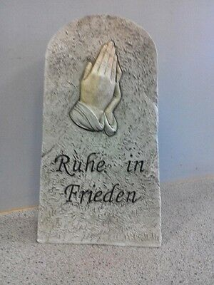 Grabstein mit Inschrift In stillen Gedenken oder Ruhe in Frieden Nr. 300