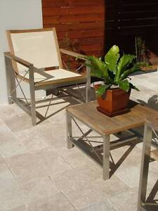 Travertine Pavers 610x406x30mm Premium Classic Light Mona Vale Pittwater Area Preview