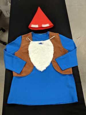 ADULT GNOME COSTUME SIZE STANDARD](Gnome Costumes)