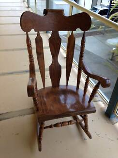 Rocking chair Soldiers Point Port Stephens Area Preview