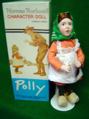 Polly Doll Rumbleseat Press Norman Rockwell Life Magazine Cover Nov 22 1917