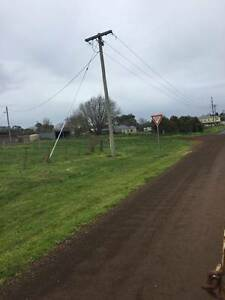 8 acres Lifestyle Land (4 x 2 acre Titles approx) Panmure Moyne Area Preview