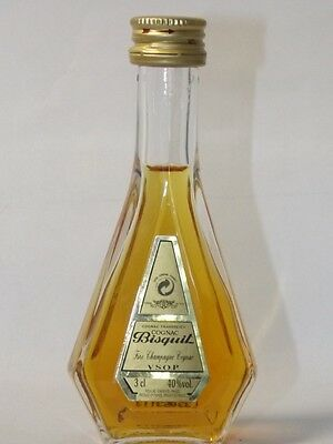 Cognac Bisquit 30 ml 40% mini flaschen bottle miniature bottela mignonnette