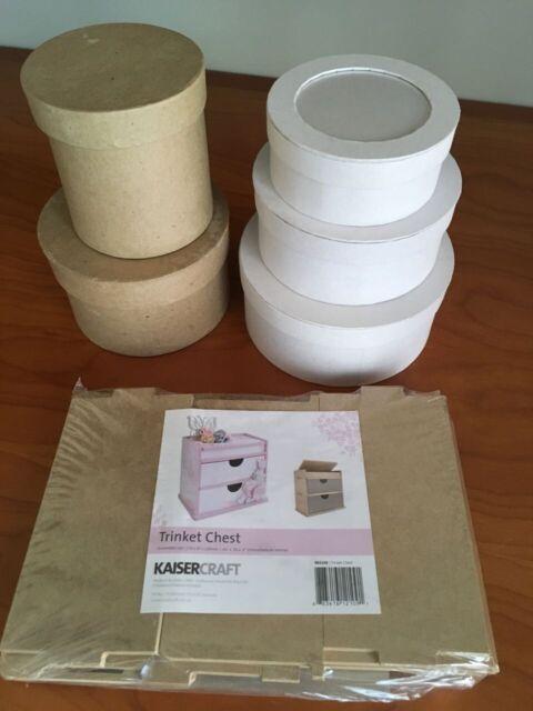 Craft Items Gift Boxes Miscellaneous Goods Gumtree Australia