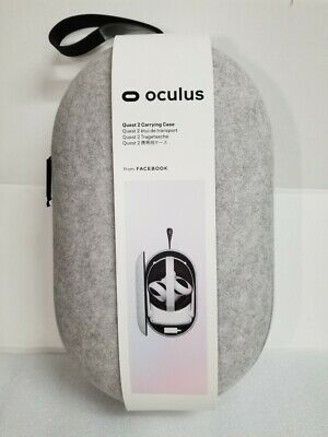 Oculus Quest 2 Hard Cover Carrying Case Brand new