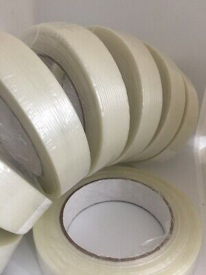 Filament Reinforce Strapping Tapes